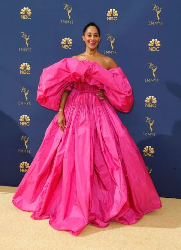 Tracee Ellis Ross in Valentino Fall 2018 Couture-2