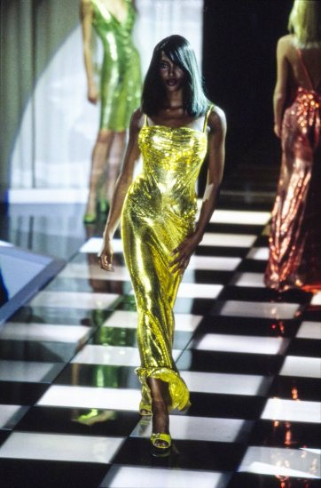 Versace Spring 1996
