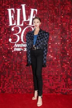 Wu Jing Yen in I Love Pretty Fall 2018-1