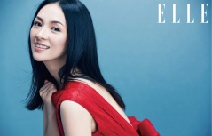 Ziyi Zhang for ELLE China October 2018-3