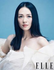 Ziyi Zhang for ELLE China October 2018-6