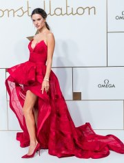 Alessandra Ambrosio in Zuhair Murad Fall 2018 Couture-3
