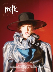 Ann Hsu for MilkX HK Special Supplment Cover C