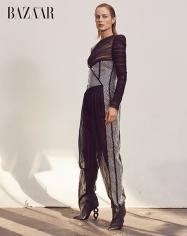 Carolyn Murphy for Harper's Bazaar Taiwan October 2018-10