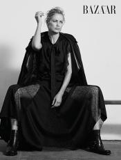 Carolyn Murphy for Harper's Bazaar Taiwan October 2018-3