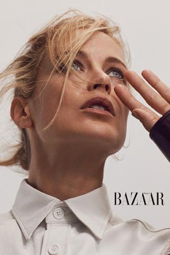 Carolyn Murphy for Harper's Bazaar Taiwan October 2018-5