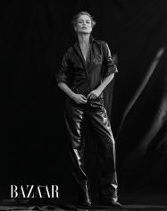 Carolyn Murphy for Harper's Bazaar Taiwan October 2018-9