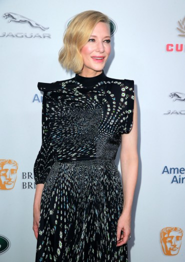 Cate Blanchett in Givenchy Spring 2019-2