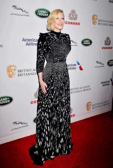 Arrivals at 2018 British Academy Britannia Awards