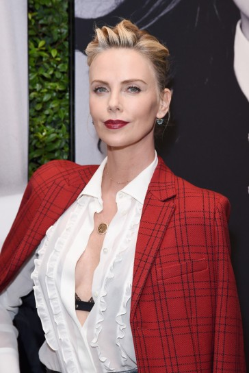 Charlize Theron in Dior Fall 2018-1