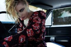 Chloe Moretz Flaunt Magazine October 2018-10