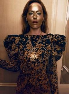 Dakota Johnson for W magazine October 2018-5