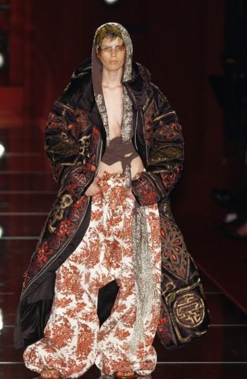 Dior 2001秋冬高級訂製服