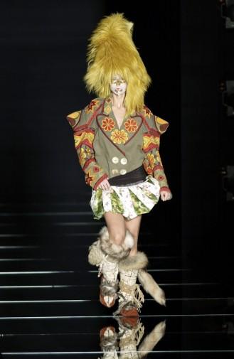 Dior 2002春夏高級訂製服