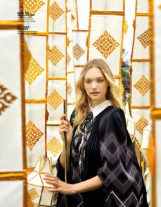 Gemma Ward for Vogue Thailand October 2018-8
