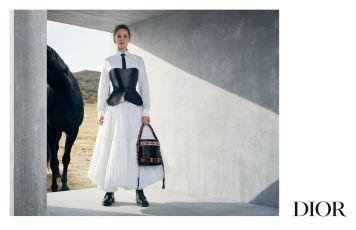 Jennifer Lawrence for Dior Resort 2019 Campaign-2