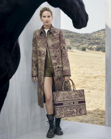 Jennifer Lawrence for Dior Resort 2019 Campaign-4