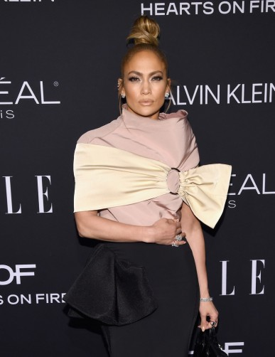 Jennifer Lopez in Maticevski Fall 2018-1