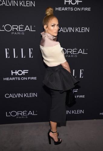 Jennifer Lopez in Maticevski Fall 2018-2