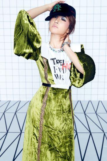 Jolin Tsai for Vogue Taiwan October 2018-1