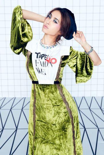 Jolin Tsai for Vogue Taiwan October 2018-2