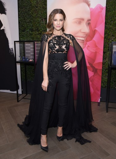 Kate Beckinsale in Zuhair Murad Fall 2018 Couture