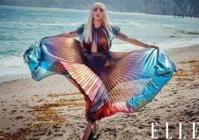 Lady Gaga ELLE US November 2018-1