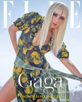 Lady Gaga ELLE US November 2018 Cover B