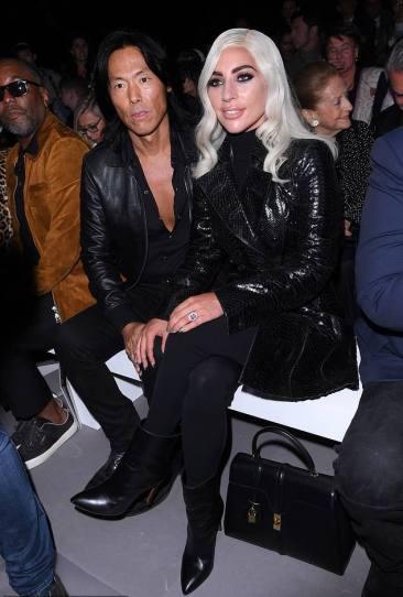 Lady Gaga in Azzedine Alaia-5