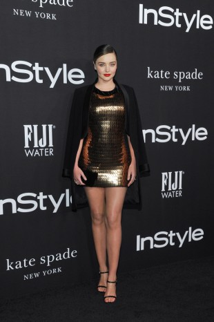 Miranda Kerr in Tom Ford
