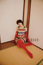 Nana Komatsu for ELLE Taiwan November 2018-2