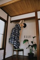 Nana Komatsu for ELLE Taiwan November 2018-6