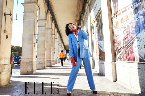 S Elephant Dee in The Row & Calvin Klein-8