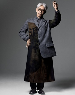 Sakamoto Ryuichi for T Magazine China September 2018-3