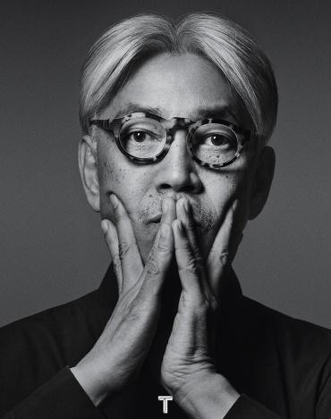 Sakamoto Ryuichi for T Magazine China September 2018-4