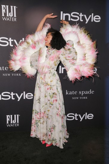 Tracee Ellis Ross in Giambattista Valli Fall 2018 Couture-1
