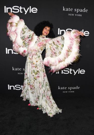 Tracee Ellis Ross in Giambattista Valli Fall 2018 Couture-4