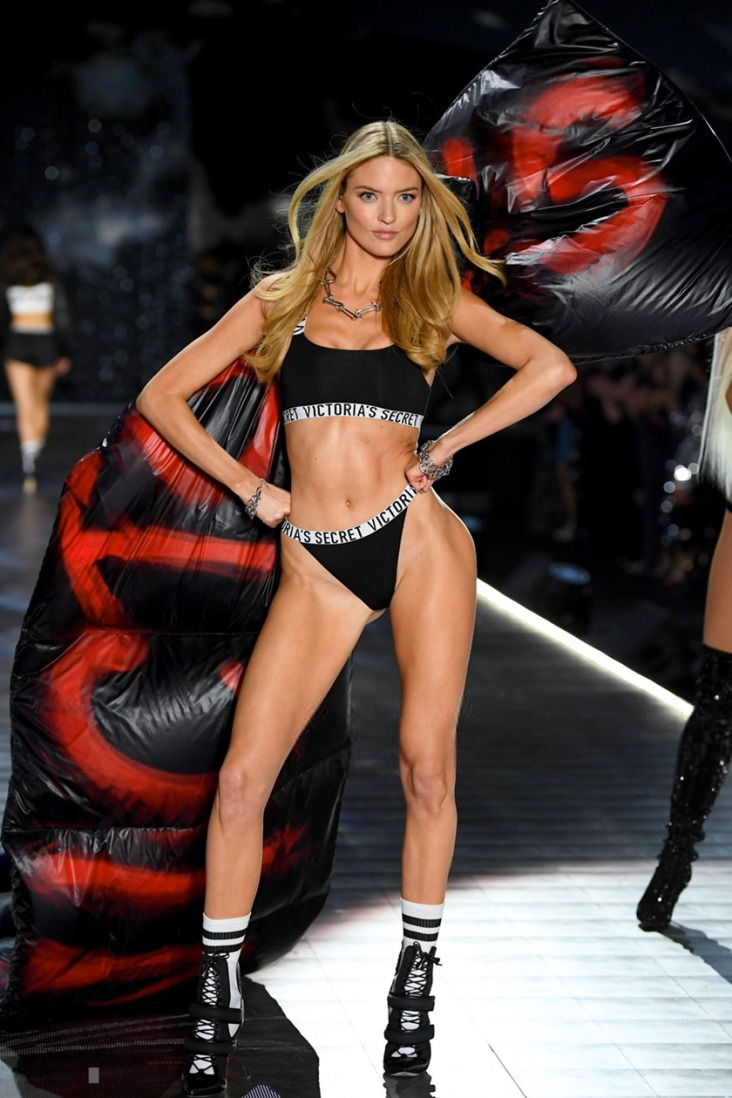 2018 Victoria's Secret Fashion Show-Angels in the City-12