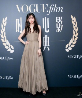 Angelababy in Dior Resort 2019-5