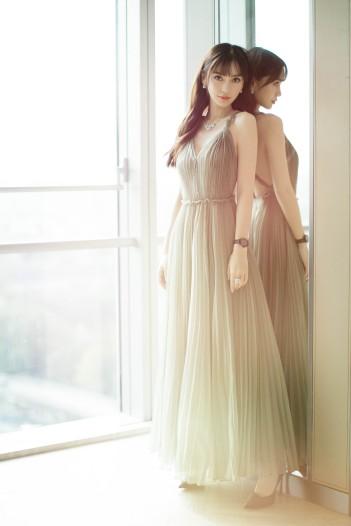 Angelababy in Dior Resort 2019