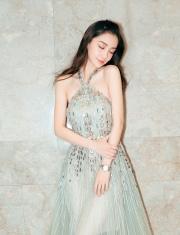 Angelababy in Elie Saab Spring 2018 Couture-2
