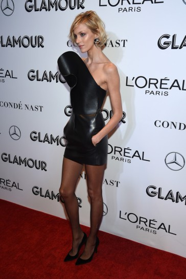 Anja Rubik in Saint Laurent-2