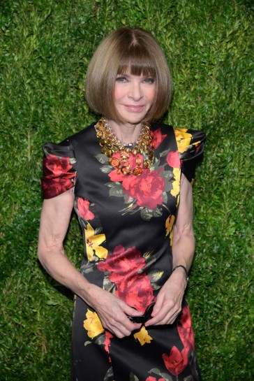 Anna Wintour in Michael Kors-1