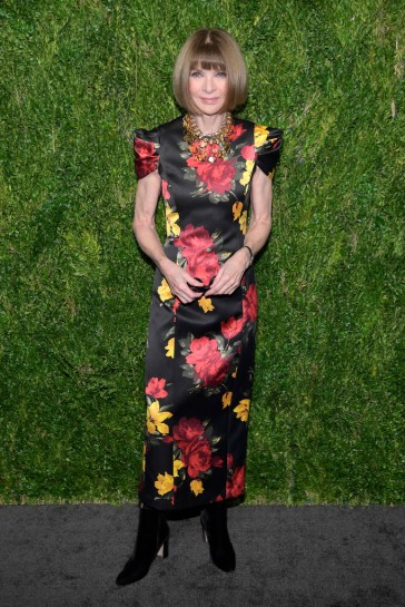 Anna Wintour in Michael Kors