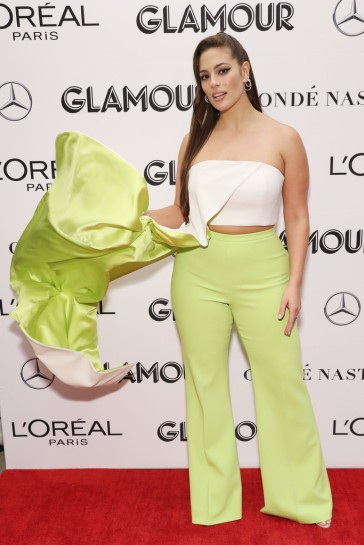 Ashley Graham in Christian Siriano Spring 2019-2