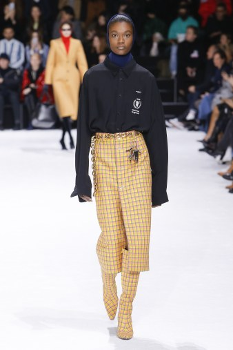 Balenciaga Fall 2018