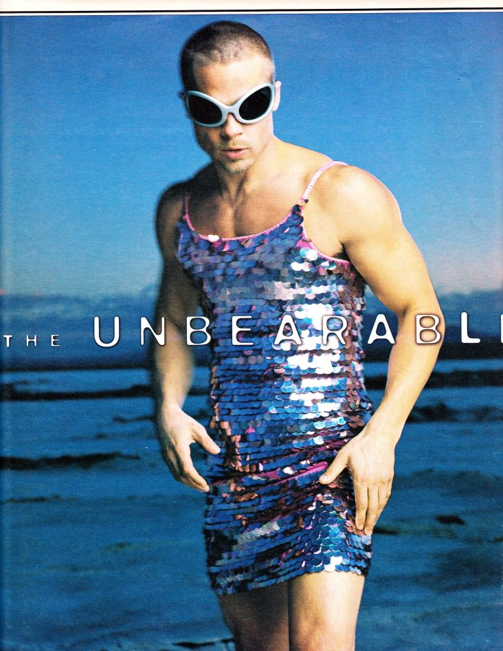 Brad Pitt Rolling Stone 1999-12