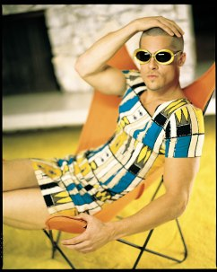 Brad Pitt Rolling Stone 1999-2