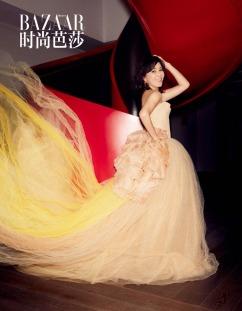 Carina Lau for Harper's Bazaar China December 2018-4