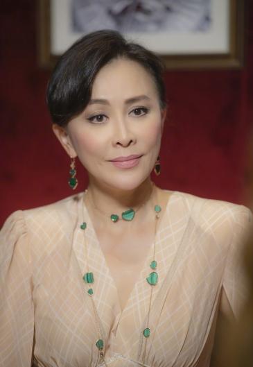 Carina Lau in Fendi Fall 2018-4